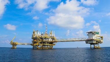 Offshore Oil & Gas Production Structure