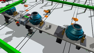 Simulation in the Manufacturing Industry
