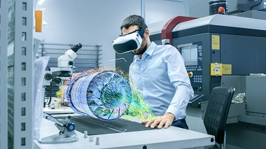 Augmented Reality (AR) in the Manufacturing Sector