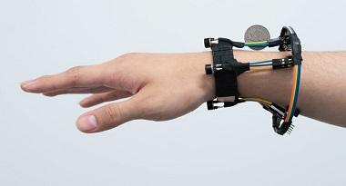 3D Hand-Sensing Wristband