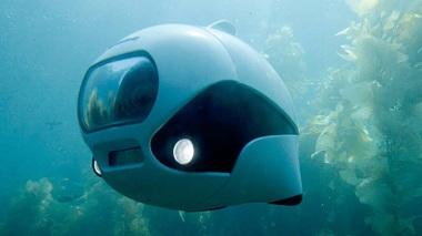 Wireless Robot in Water