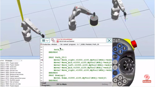 Video - Rogue Automation: Vulnerable and Malicious Code in Industrial Programming